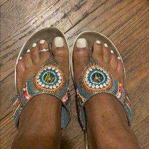 JRenee flip flops